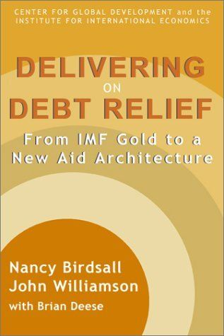 http://debtrelief.digimkts.com    I need to help handling all my tax problems.    24/7: 866-232-9476  Delivering on Debt Relief: From IMF Gold to a New Aid Architecture by Nancy Birdsall. $25.00. Author: Nancy Birdsall. Publication: April 1, 2002. Publisher: Peterson Institute (April 1, 2002)