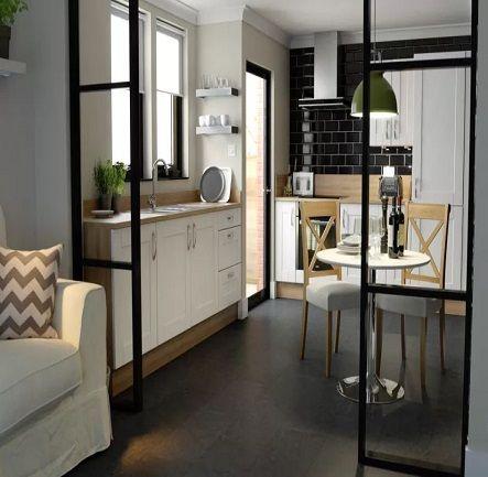 Wren Living Shaker White Matt Shaker Kitchen.  Kitchen-compare.com - Home - Independent Kitchen Price Comparisons