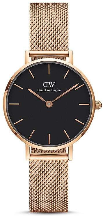 Daniel Wellington Classic Petite Melrose Watch, 28mm