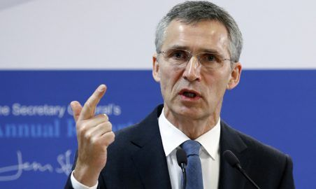 Великобритания продолжит играть ведущую роль в НАТО, — Столтенберг http://dneprcity.net/ukraine/velikobritaniya-prodolzhit-igrat-vedushhuyu-rol-v-nato-stoltenberg/  Великобритания будет оставаться сильным иответственным союзником поНАТО ипродолжит играть свою ведущую роль вальянсе, уверен генеральный секретарь организации Йенс Столтенберг, информирует Капитал со ссылкой на Интерфакс-Украина.   «Британский народ решил покинуть