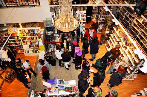 Japandag på SF-bokhandeln