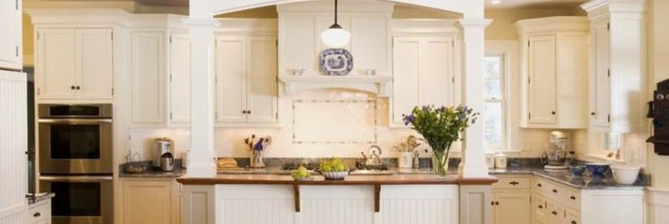 Showing The Remarkable White Traditional Kitchen Furniture