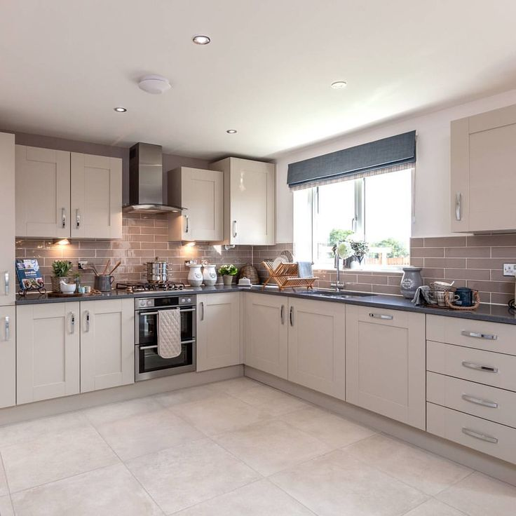 "596 Likes, 26 Comments - Taylor Wimpey (@taylorwimpey) on Instagram: ""Tag somebody who would love this kitchen..."""