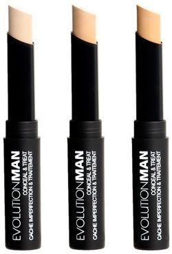 Evolution Man CONCEAL & TREAT Concealer Stick $22.00 - from Well.ca Formulated Without: Parabens, Sulfates, Synthetic Fragrances, Phthalates, GMOs, Triclosan