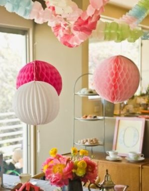Homemade Baby Shower Decorations U2013 Simple, Inexpensive Ideas