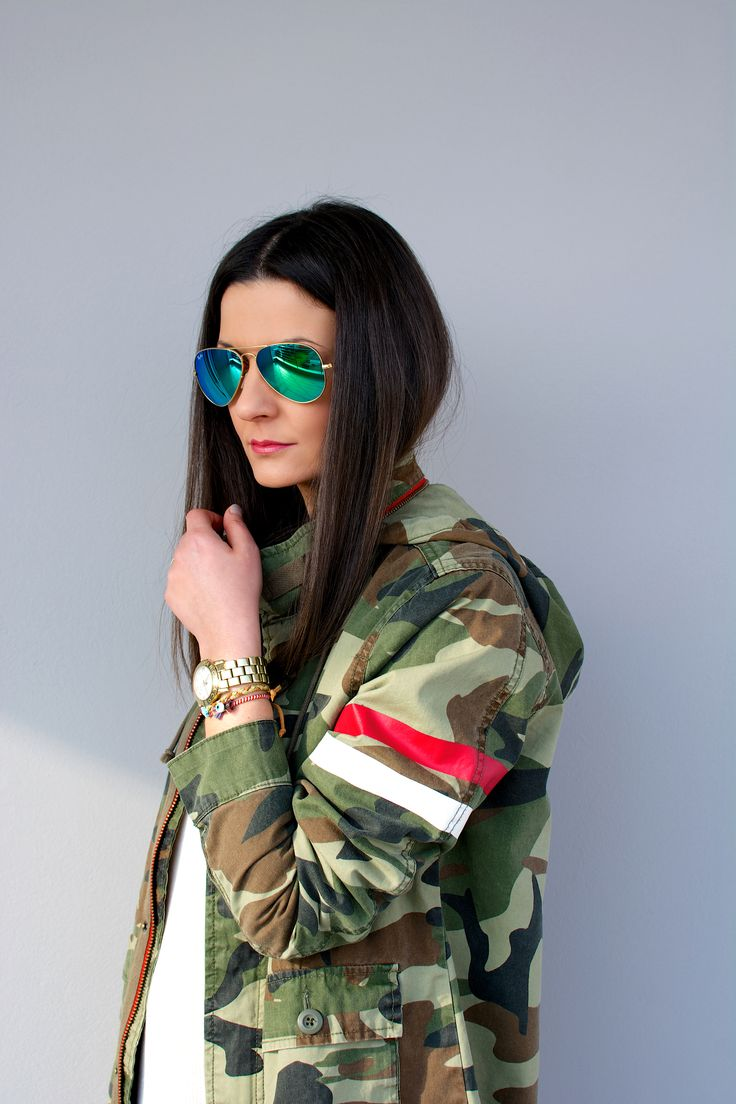 THE CAMO WAY - More Trends