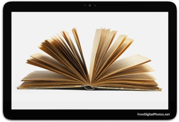 Reading #ebook through the internet is more popular today since people are becoming paperless in their daily habits.
