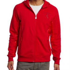 PUMA Men's Ferrari Hooded Sweat Jacket - $99