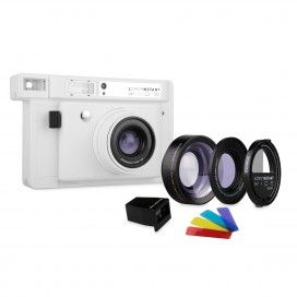 LOMO Instant Wide Sofortbildkamera mit 3 Linsen