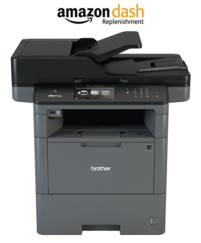 Brother Monochrome Laser Printer Multifunction Printer All In