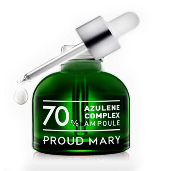 Успокаивающая сыворотка с азуленом 70% в ампуле Proud Mary 50 мл - Proud Mary