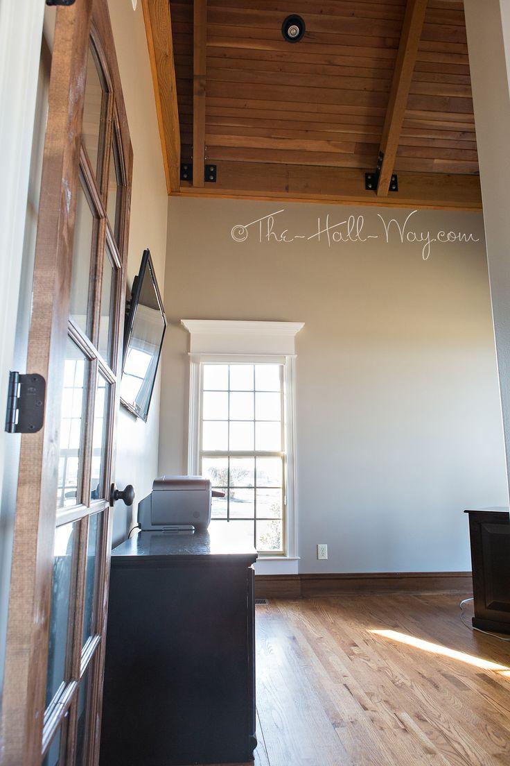 Innenarchitektur wohnzimmer lila farben die gehen mit honig eiche trim lila grau farbe revere pewter
