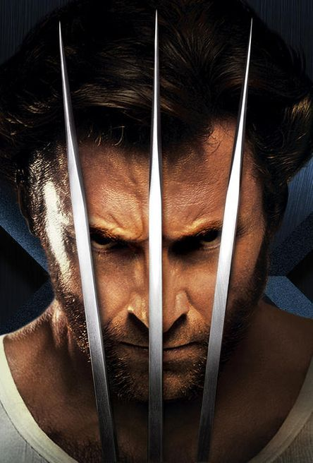 X-Men Origins Wolverine Hugh Jackman poster
