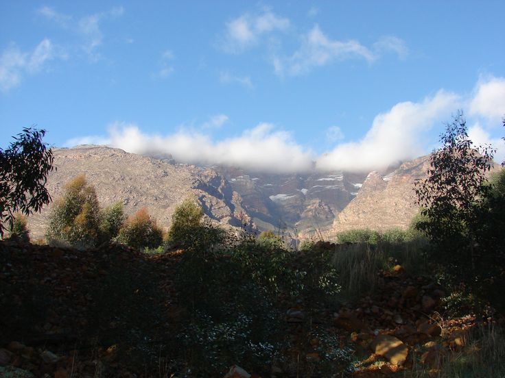 Hex River Mountains
