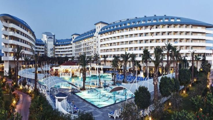 Hotel Crystal Admiral Resort Suites & Spa, Statiunea Lara, Antalya, Turcia