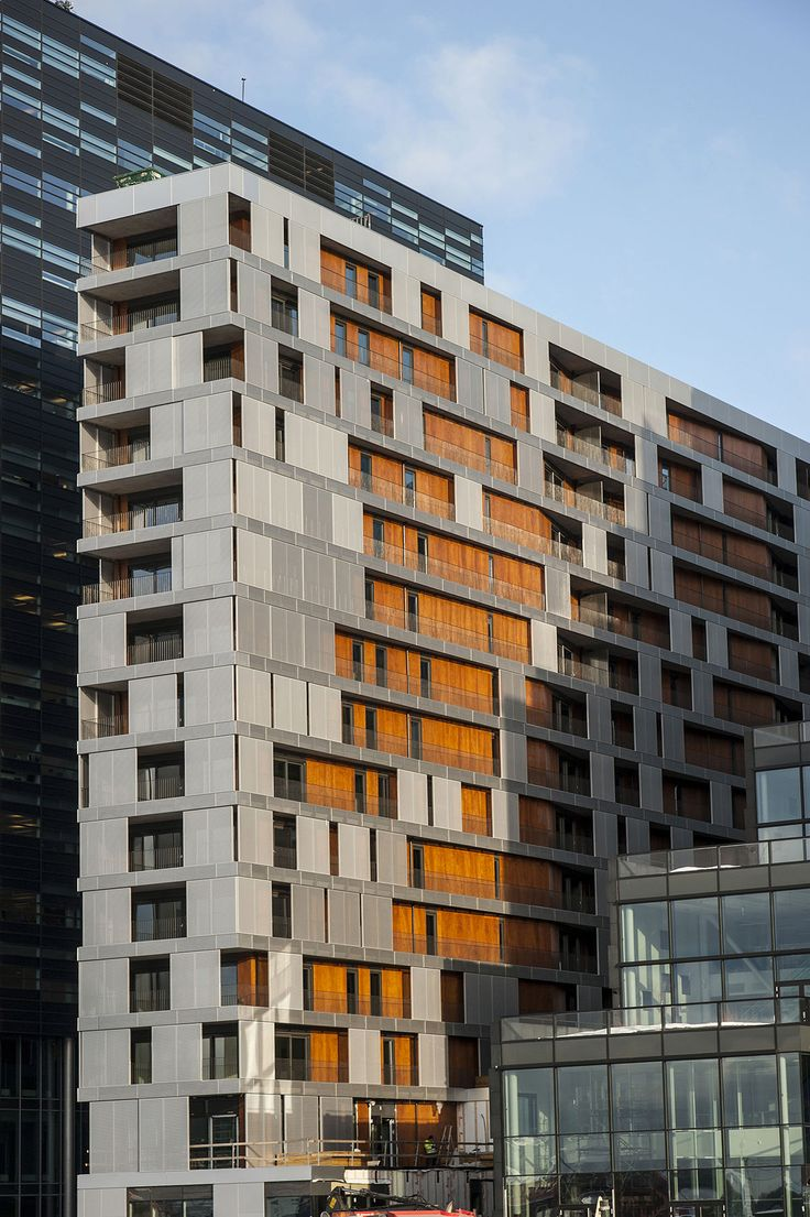 The MAD-building/MAD ARKITEKTER/Oslo, Norway
