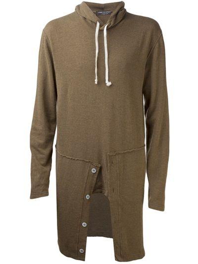 COMME DES GARÇONS HOMME PLUS Hooded Sweater