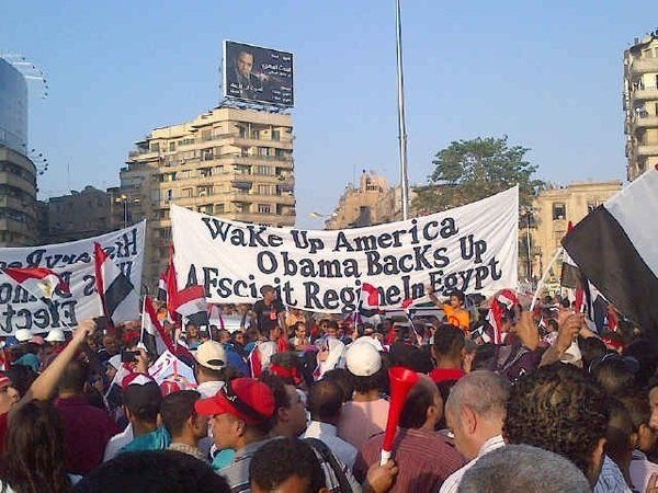 15 Photos From the Tahrir Square Protests You'll Never See In Legacy Media. #Egypt #Morsi #Obama