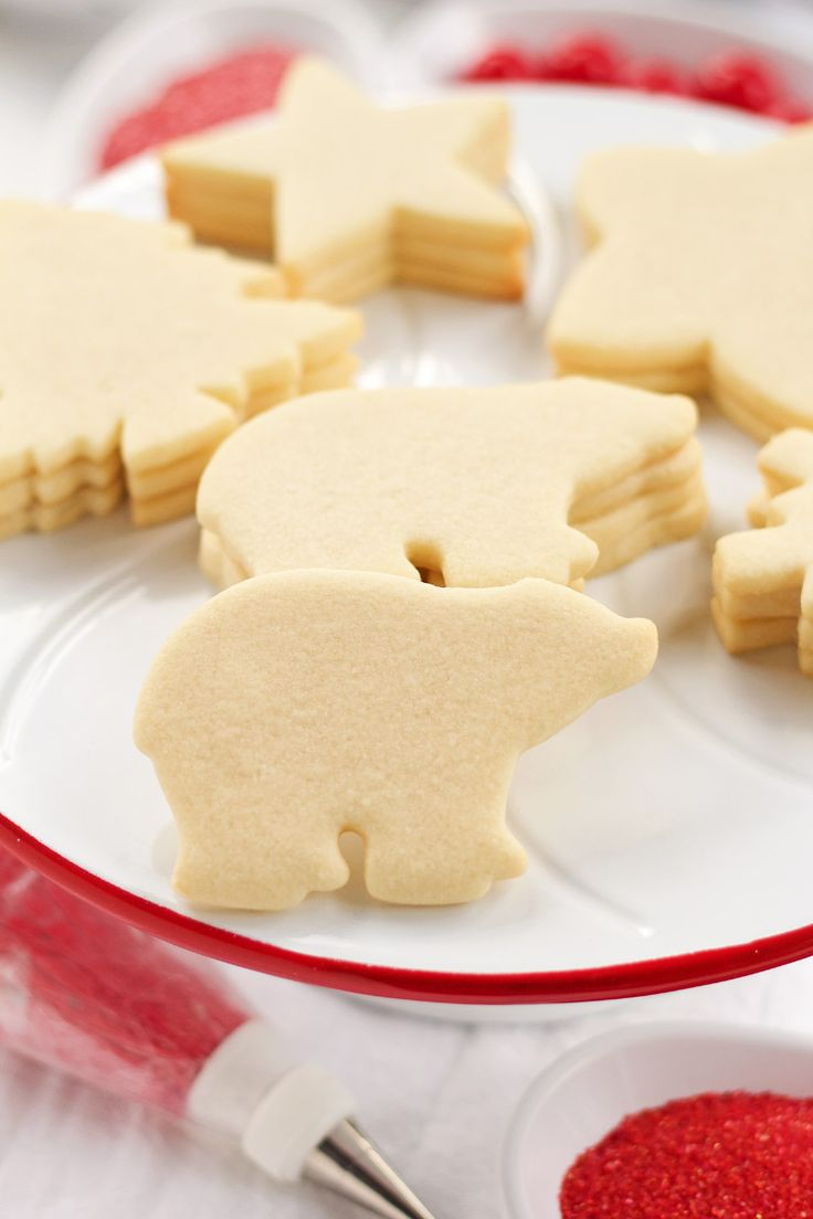 Sugar Cookie Recipe for Perfect Shapes Every Time | The Bearfoot Baker