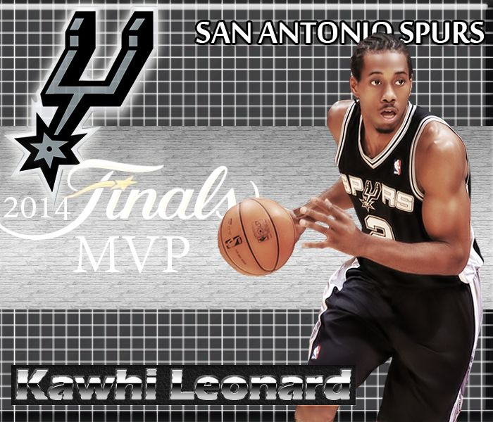NBA player edit - Kawhi Leonard