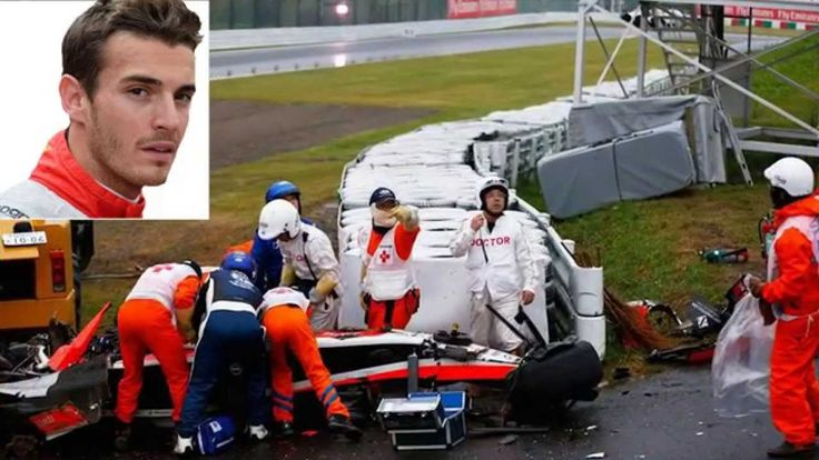 Jules Bianchi Crash F1 GP Sukuka Japan - Accident News