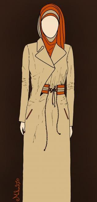 abaya design