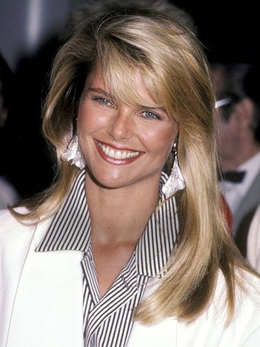 Rosy cheeks  Get Christie Brinkley's healthy flush:  1. If you have fair or medium skin, your most flattering blush is a warm, not-too-b...