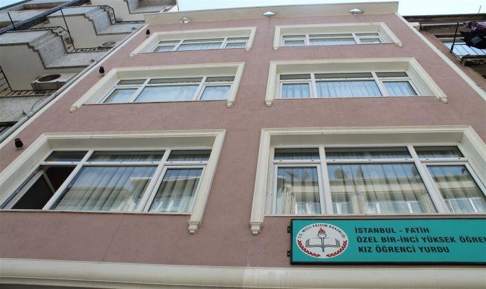 Fatih Bir İnci Kız Öğrenci Yurdu http://yurt.unibilgi.net/yurt/fatih-bir-inci-kiz-ogrenci-yurdu/