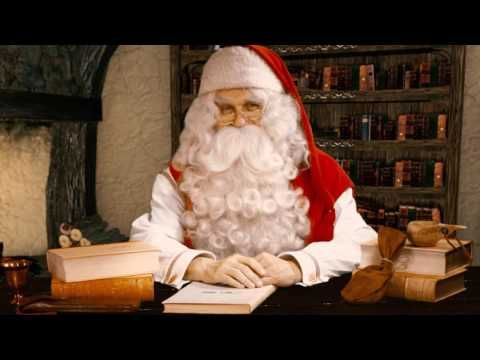 Video+message+from+Santa+Claus