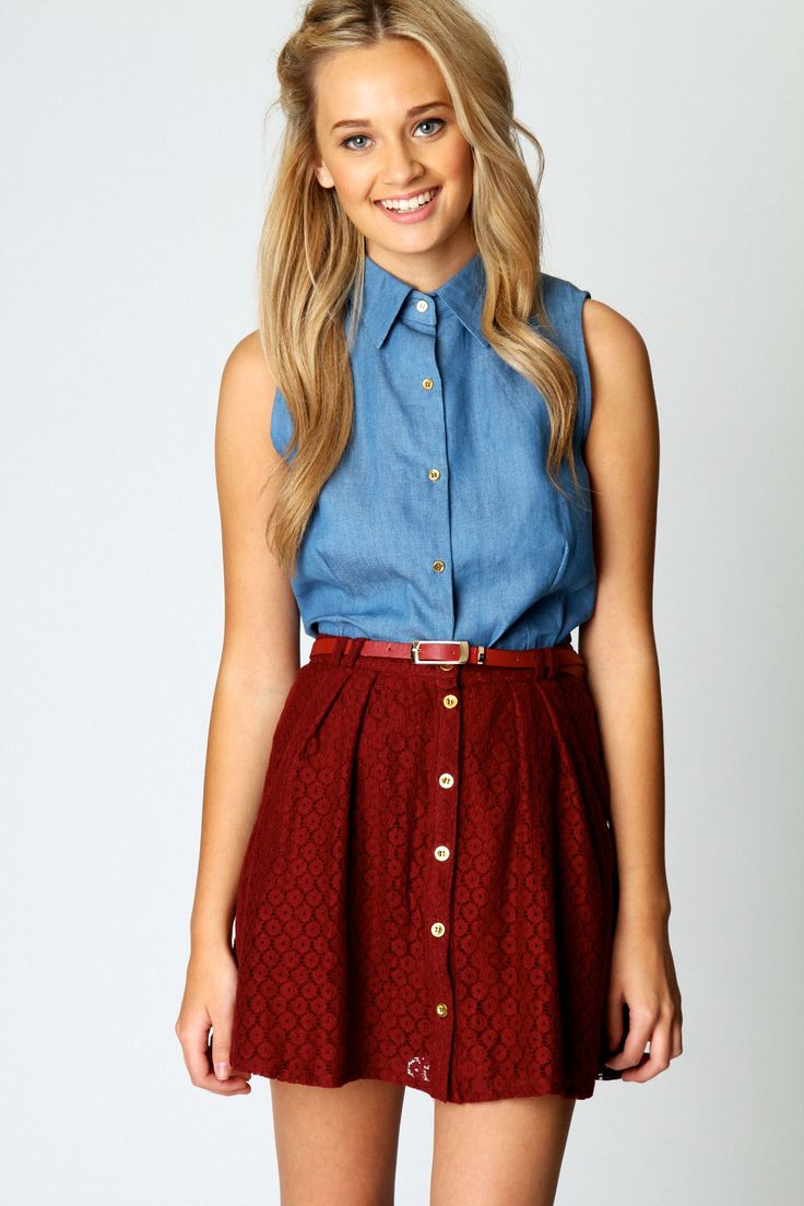 New Cute And Cool Skirts Outfits For Girls  Ohh My My