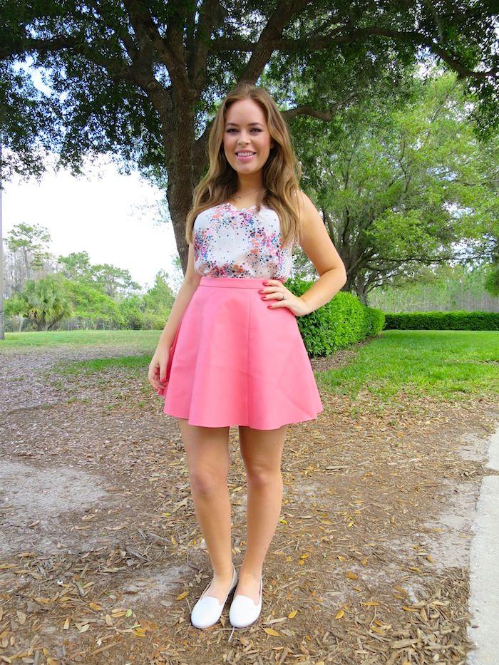 Sunny Beautiful Colour outfit #Florida