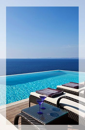Luxury Villa with Pool on the island of Kea, Greece