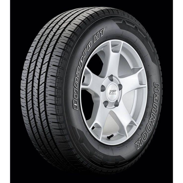 Hankook Dynapro HT RH12 All Season Tire - LT235/75R15 LRC/6 ply