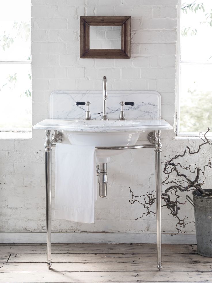 Discover How Many Ways You Can Customise The Catchpole And Rye La Parisienne Marble Basin