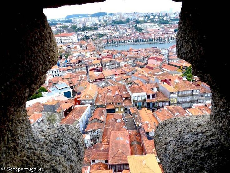 If you want to visit northern Portugal, make sure you go to Porto!