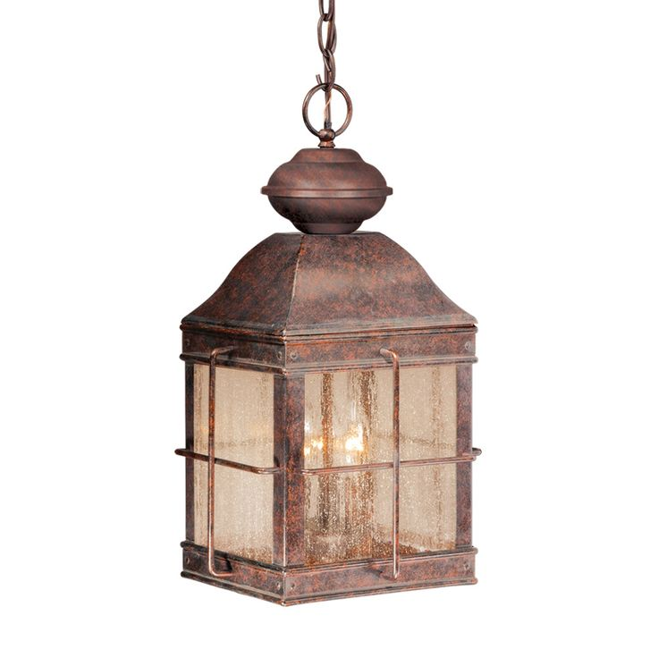 Shop Vaxcel Lighting  OD39596RBZ 3 Light Revere Outdoor Pendant at ATG Stores. Browse our outdoor pendant lighting, all with free shipping and best price guaranteed.