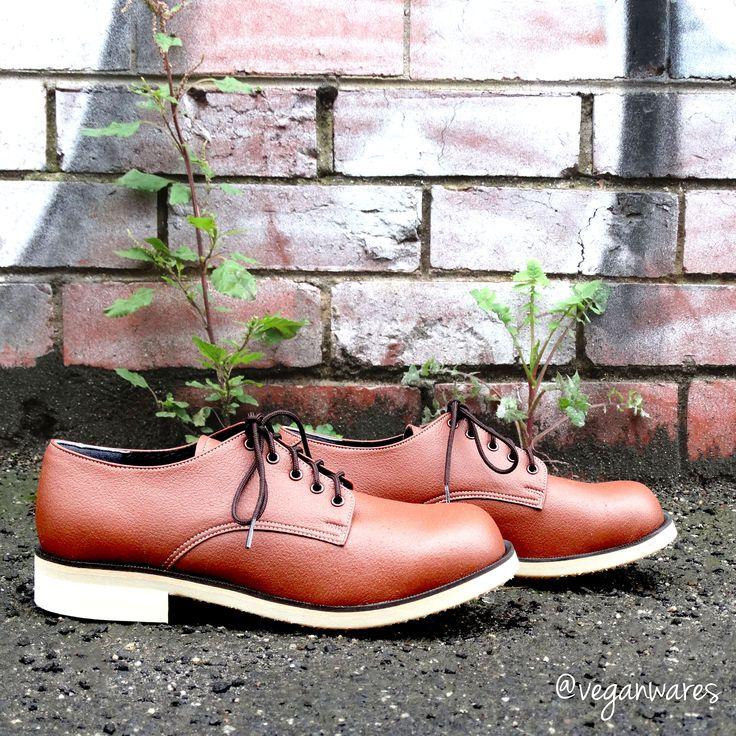 Vegan Wares MTO Linden shoes.