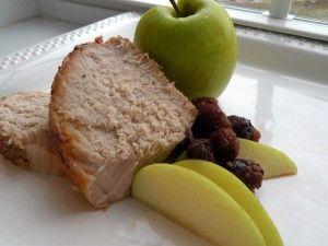 Slow Cooker Apple Cherry Pork Loin: Dinner, Cherry Pork, Pork Loin, Freezer Meals, Crockpot, Slowcooker, Apples, Freezer Recipe