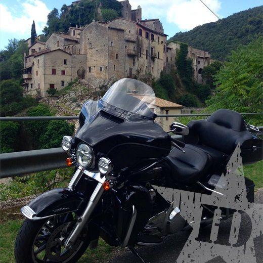 Vendo Harley Davidson Electra Glide Ultra Classic - Nuovo annuncio #Harley #Touring #ABS #UltraClassic #Roma