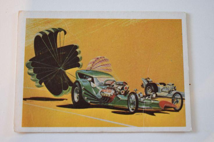 monogram model card  TRANTULA  1970, Monogram Models, Monogram Model Cars   Collectibles, Non-Sport Trading Cards, Vintage Non-Sport Cards   eBay!