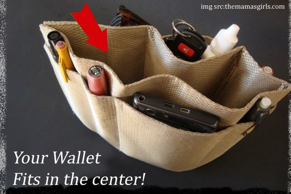 How To Make A Purse Organizer? #purse #organizer #purseorganizer #lifestyle