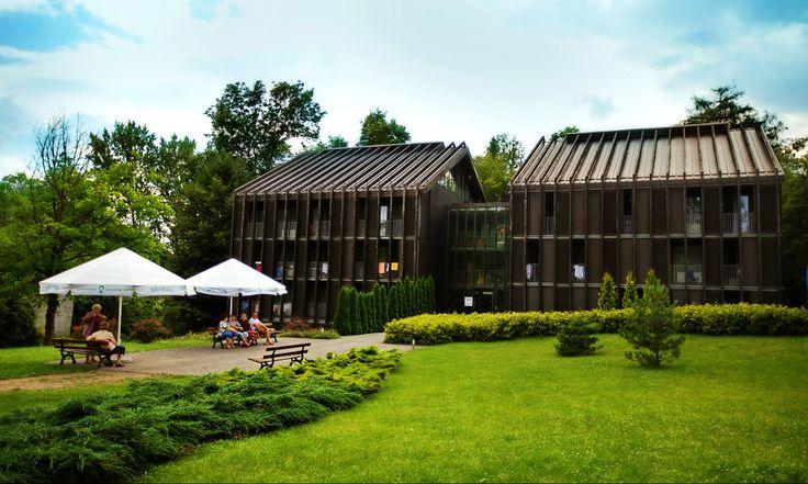 Uzdrowisko Nałęczów: Sanatorium z Zabiegami