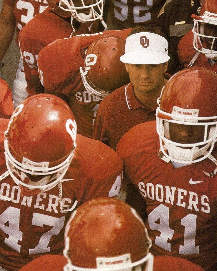 Ou Oklahoma Sooners Bob Stoops