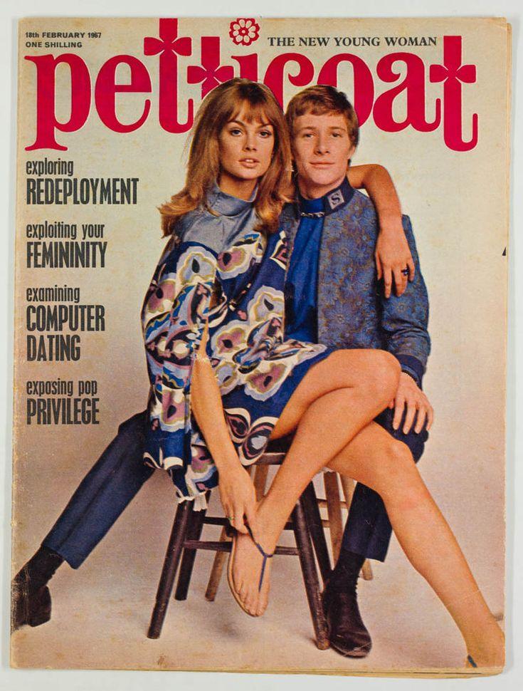 JEAN SHRIMPTON & PAUL JONES ~ PETTICOAT MAGAZINE 18 Feb. 1967