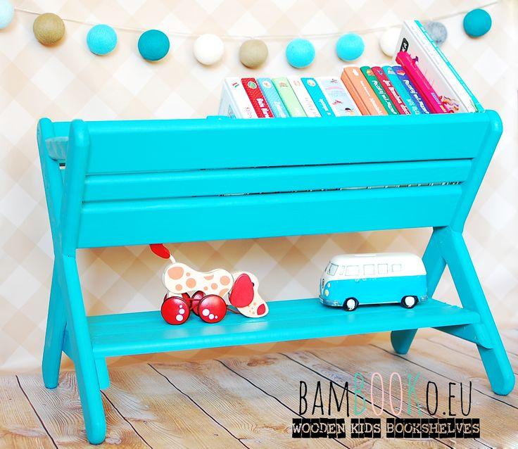 Bambooko na wypasie ~ Bambooko - Wooden Kids Bookshelves