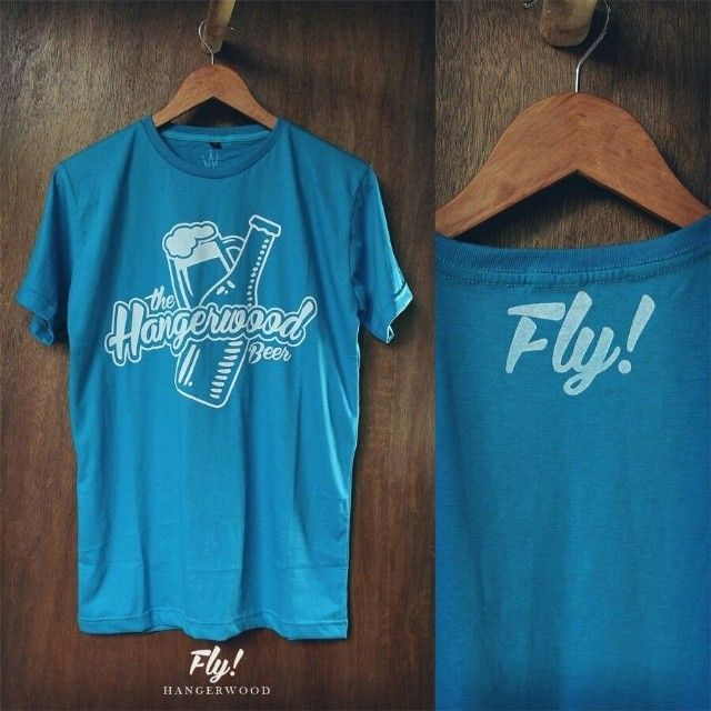 Hangerwood T Shirt Fly