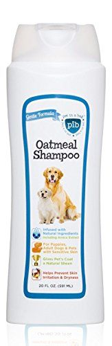 Creative Pet Group Oatmeal Shampoo for Dogs Prevents Skin Irritation  Dryness 20 oz * More info could be found at the image url. (Note:Amazon affiliate link)