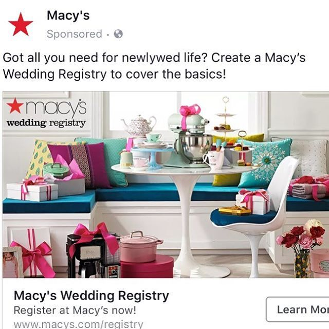 WebWed: Registry Your love. Did you know that when you sign up for WebWed you can link your Ikea  Wedding Gift Registry - or any gift registry ? Visit @macys . #ikea #honeymoon #giftcards #online wedding #streamwedding #special #moments #weddingwednesday #gifts #bride #groom #special #moments #wedding #anniversary #love #surprise  #macy #stars #weddingplanner  #webwed #gifts #registry #weddingregistry #guestlist http://gelinshop.com/ipost/1524921295740328486/?code=BUpm9bPB9om