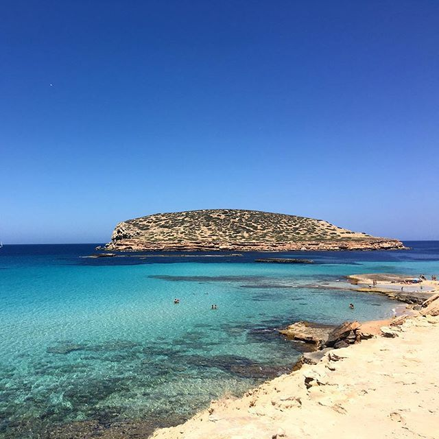 • Splash •  #Ibiza #sea #CalaConta