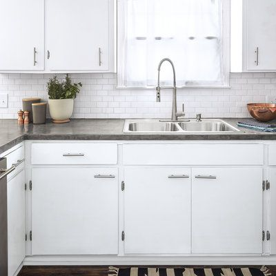 7 storage spots you aren't using (but should be): Inside a kitchen cabinet door